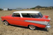 1957 Chevrolet Bel Air Nomad View 14