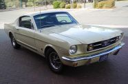 1966 Ford Mustang Fastback View 2