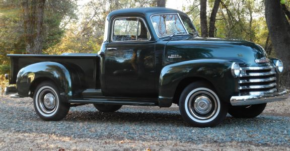 1953 Chevrolet 1/2ton Pick Up perspective