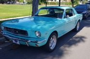 1965 Ford Mustang Coupe View 1