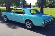 1965 Ford Mustang Coupe View 2